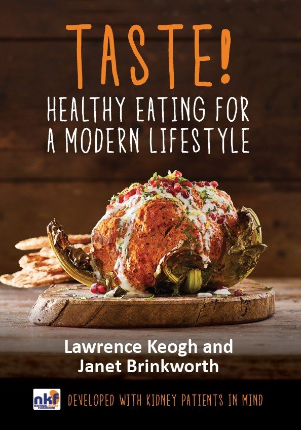 Lawrence Keogh - TASTE! Healthy Eating for a Modern Lifestyle